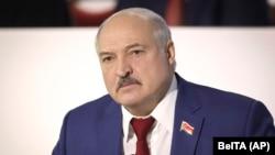 Aleksandar Lukašenko, predsednik Belorusije
