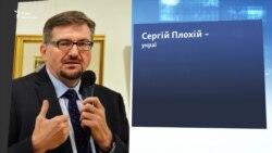 Лауреат Шевченківської премії Сергій Плохій
