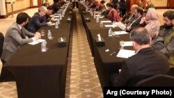 هیئت مذاکرات صلح دولت افغانستان
