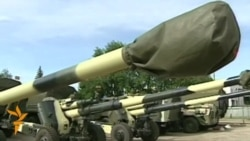 Russian Army Holds Large-Scale Military Drill
