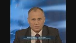 Выступ Міколы Статкевіча 30.11.2010 ч.1