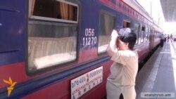 Ամեն օր գնացքով 300 ուղեւոր է մեկնում Վրաստան՝ հանգստանալու