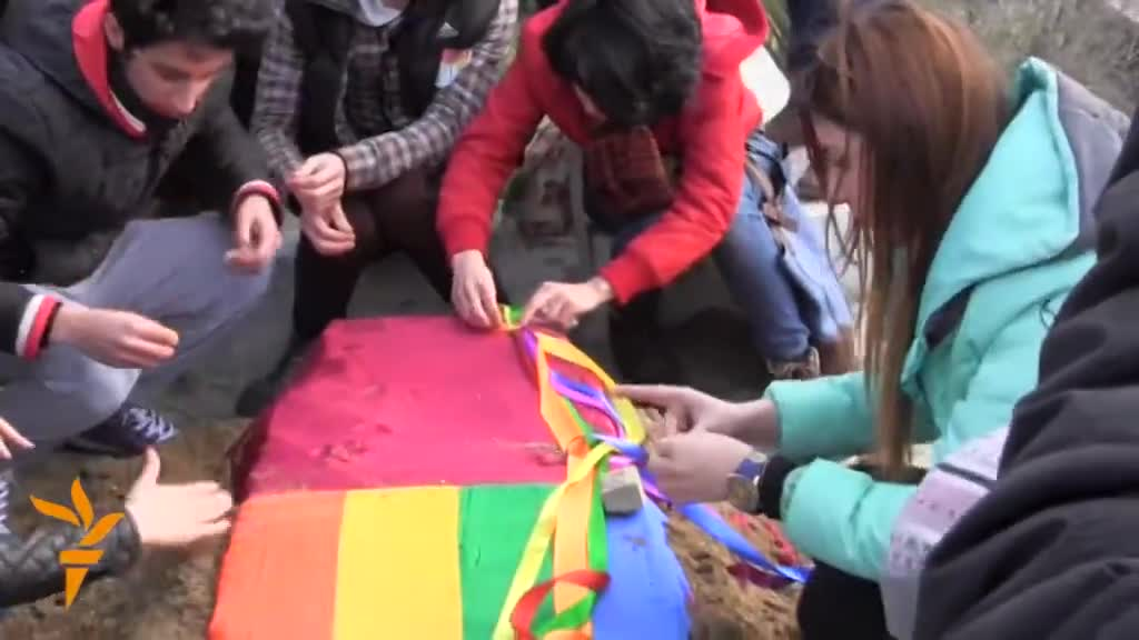 Friends, Family Mourn Azerbaijani Gay-Rights Activist