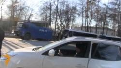 Задержание Тофика Ягублу в Исмаиллы