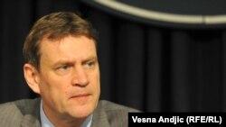 Šef misije MMF u Beogradu, Džejms Ruf