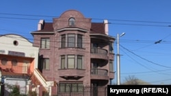 Здание бывшего Генерального консульства Республики Польша в Севастополе