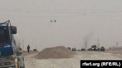 Нападот во Кандахар, Авганистан.