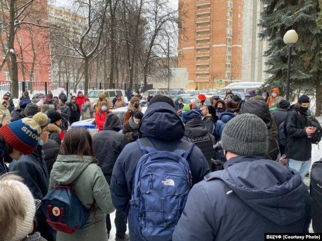 Головинский суд Москвы, 11 января 2021 года