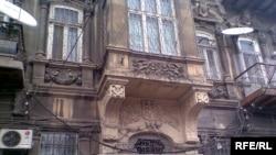 Bakıda sökülən tarixi bina
