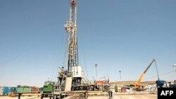 حقل طق طق النفطي في إقليم كردستان العراق