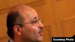 رئيس حكومة إقليم كردستان العراق برهم صالح