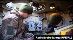 Артилеристи Степан і Сергій