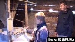 Nikola Vujić sa sinom