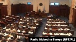 Za prolazak ustavnih promena potrebno je 80 poslanika u Sobranju, ilustrativna fotografija
