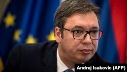 Президент Сербії Александар Вучич заявив, що військові навчання дітей – це «не Сербія майбутнього», і держава не буде толерувати таких дій