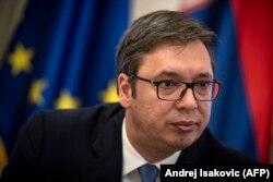 Vučić pozvao NATo i Kfor da zaštite mir