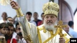 Patriarku Kiril