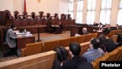 Սահմանադրական դատարանի նիստը, արխիվ