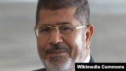 Mohamed Morsi - foto arkivi