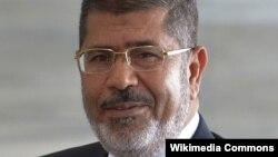 Бывший президент Египта Мухаммед Мурси.