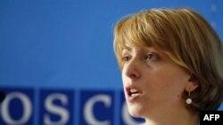 Министр иностранных дел Грузии Екатерина Ткешелашвили заручилась поддержкой коллег на заседании совета ОБСЕ