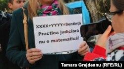 Protest al instituțiilor de presă și reprezentanților societății civile la CSM