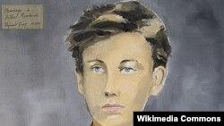 Arthur Rimbaud (portret)