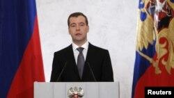Дмитрий Медведев (акс аз бойгонӣ)