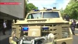 В Шарлотсвилле третий день продолжаются беспорядки. Что случилось в Вирджинии?