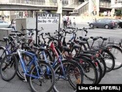 Biciclete la Berlin