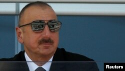 Ильхам Алиев.