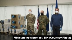 Donacija NATO Bosni i Hercegovini za borbu protiv korona virusa