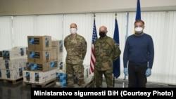 NATO, donacija BiH