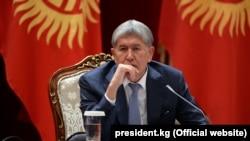 Қирғизистон экс-президенти Алмазбек Атамбаев