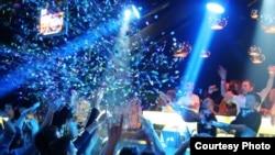Croatia -Night life, Mansion club, Zagreb, undated