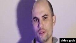 «Ислам мемлекеті» «ФСБ тыңшысы» ретінде атқан екі адамның бірі Сергей Ашимов. (Видеодан көрініс)