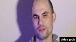 «Ислам мемлекеті» тобы «ФСБ тыңшысы» ретінде атқан екі адамның бірі Сергей Ашимов. (Видеодан көрініс)