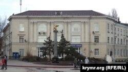 Площадь Ленина в Керчи, иллюстрационное фото