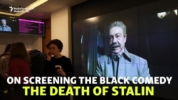 Defiant Moscow Cinema Shows Banned Stalin Comedy