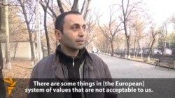 Видео анкета: Ерменија и интеграцијата во Европската Унија