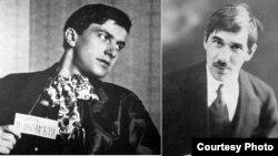 Маяковский и Чуковский