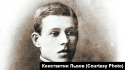 Георгий Маслов, выпускник Симбирской гимназии