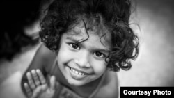 Фотоальбом Ирины Зуевой. Индия. Открытая ладонь
