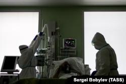 Дексаметазон может помочь в первую очередь пациентам, уже оказавшимся на аппарате ИВЛ