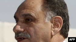 Saleh al-Mutlaq, a prominent Sunni politician, who is a vocal critic of Prime Minister Nouri al-Maliki.