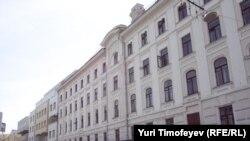 Дом архитектора Федора Кольбе на улице Большая Якиманка