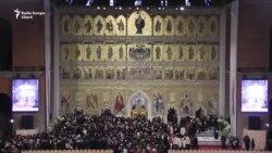 La București a fost sfințită Catedrala Mântuirii Neamului