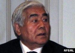 Қазақстан премьер-министрі Кәрім Мәсімовтің әкесі Қажымқан Мәсімов. Алматы, 21 желтоқсан 2009 жыл.