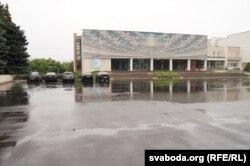 Цэнтар інклюзіўнай культуры на вуліцы Юбілейнай у Гомлі
