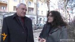 Գրողն ու իր իրականությունը. Սերժ Սրապիոնյան